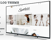Clean And Responsive WordPress Blog Theme