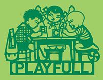Playfull – Namecard Design