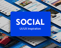 Social Network Mob and Web Product _ Facebook Redesig