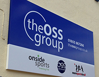 The OSS Group Signage