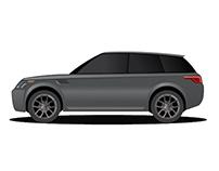 Automotive Rendering 1
