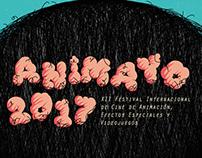 Cartel finalista ANIMAYO2017