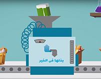 culturewheel and bank el taam (badelha bel kheir)