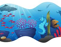 Google Doodle - OpenBlue Cobia - Taiji Brand