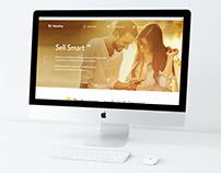 """""""WORAPAY"""" internetinio puslapio dizainas"""