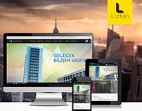 Bilişim Vadisi Web Sitesi Projesi
