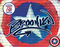 Captain America 75th: Brooklyn