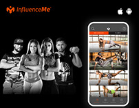 Influenceme - Fitness App