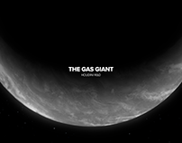 THE GAS GIANT - Houdini R&D