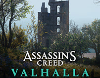 Assassin's creed Valhalla (Dover outskirts)