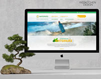 Website design beauty
