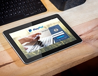 PayPal UI for Ipad
