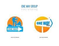 One Way group rebranding