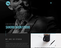 Creative Agency Muse Template
