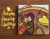 Autumn Drawing Challenge