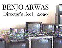 Benjo Arwas | Director's Reel [2020]