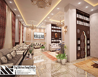 Mr.Shreef Majlis Design.