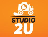 Studio 2U Logo Design