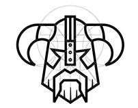 Viking inspired Logo