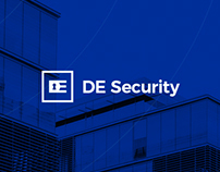 DE Security – Visual Identity