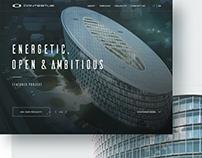 Contestus Website Redesign