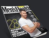 Men´s Heallth / LIBRO ESPECIAL RUTINAS
