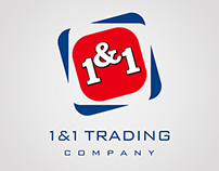 1&1 Trading - Logo Design