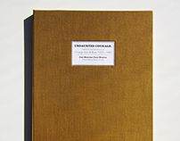"""Undaunted Courage"" Chicago Jazz & Blues Book"