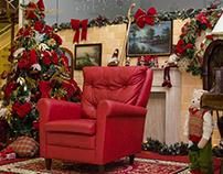 Papai Noel Visita o CCQ