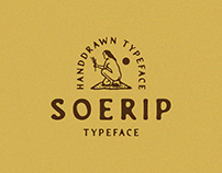 Soerip Typeface