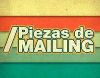 Piezas de Mailing