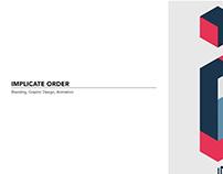 Implicate Order Corporate Branding