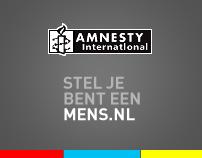 Amnesty International - Against Discrimination