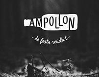 AMPOLLON - de festa recicla't