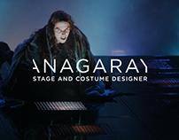 Ana Garay: Website & Branding Design