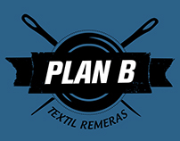 "DESARROLLO DE IDENTIDAD PARA TALLER TEXTIL ""PLAN B"""