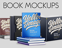 Book Mockups