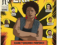 Campanha Quilombo Periférico 2020 _ Elaine