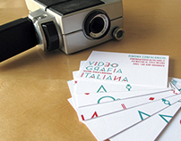 VideoGrafia Italiana - Identity Study