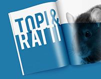 Pest Rest   Editorial design experiment
