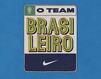 NIKE - O TEAM BRASILEIRO