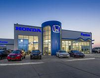 Fenton Honda, Ardmore, OK