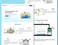 Feedoozy for Business - Website Design