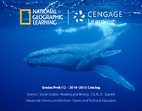National Geographic Learning PreK-12 Catalog 2014-2015