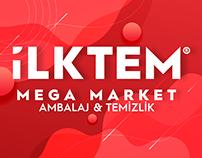 İlktem Mega Market Social Media Presentation