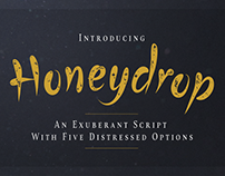 See what the buzz is about: Honeydrop