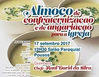 Pousos - Almoço Confraternização 2017