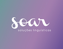 Identidade Visual e Naming | Soar