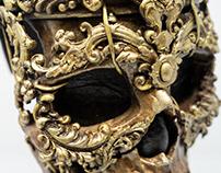 Ubisoft Watchdogs Legion Custom Skull