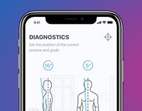Medical Mobile App UI UX